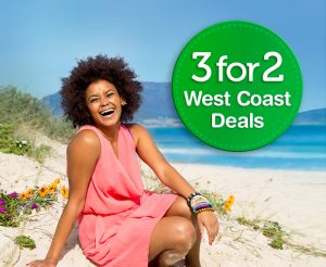 3 for 2 West Coast Twist Special