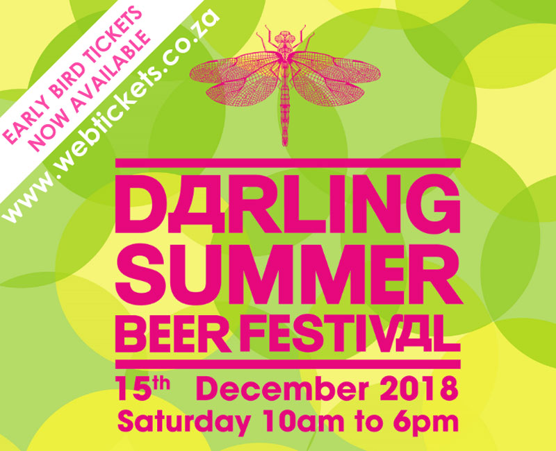 The Darling Summer Beer Festival 2018